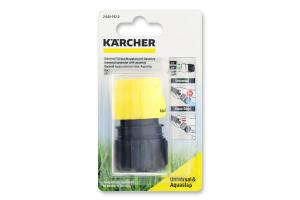 Конектор універсальний з аквастопом Karcher 1шт
