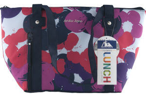 Arctic Zone Insulated Lunch Charlotte Tote Flower