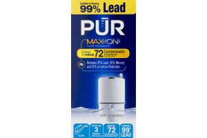 Pur Dual Action Basic Faucet Refill