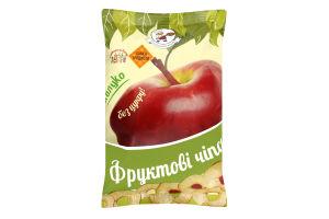 Чипсы фруктовые яблочные Галицький пекар м/у 40г