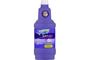 Swiffer Wet Jet Floor Cleaner Febreze Lavender Vanilla & Comfort