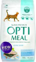 Корм сухий для котів З тріски Optimeal м/у 700г
