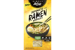 Simply Asia Ramen Noodles Japanese Style