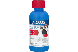 Adams Flea & Tick Dip for Dogs & Cats