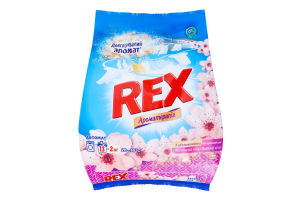 Стиральный порошок синтетический Ароматерапия Rex 2кг