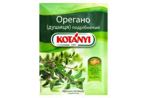 Приправа Орегано (душиця) Kotanyi 8г