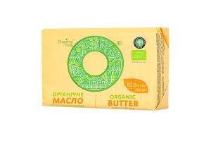 Масло 82.6% сладкосливочное Экстра Organic Milk м/у 200г