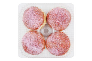 Пончики Лесные ягоды Скиба п/у 4х55г