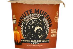 Minute Muffins Kodiak Cakes Pumpkin Dark Chocolate