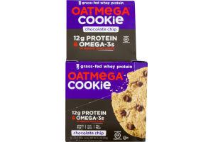 Oatmega Cookie Chocolate Chip - 12 CT