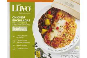 Luvo Enchiladas Chicken