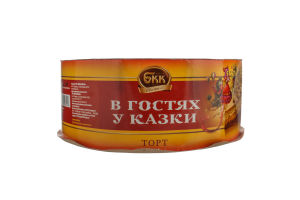 Торт БКК В гостях у казки 0,85кг