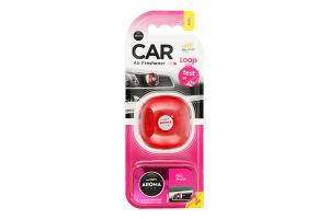 Ароматизатор повітря для автомобіля Red Fruits Loop Gel Aroma Car 9г