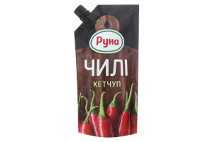 Кетчуп Чили Руна д/п 300г