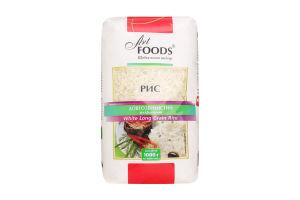 Рис длиннозернистый Art Foods 1кг