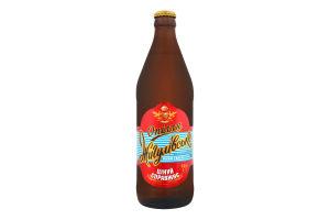 Пиво 0.5л 4% світле Опілля Жигулівське пл