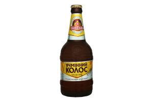 Пиво 0.5л 4.4% светлое Полтава Ячменный Колос бут