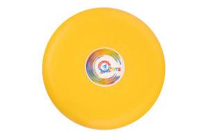 Іграшка для дітей від 1року №2131 Літаюча тарілка ТехноК 1шт
