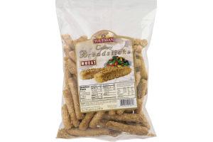 Toufayan Crispy Breadsticks Wheat