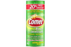 (CN) Comet Avec Javellisant Nettoyant, Comet With Bleach Cleanser