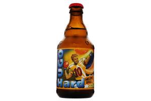 Напій Hugo Hard газований Диня-яблуко 5% 0,33л х12
