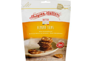 Belgian Butters Mini Almond Thins