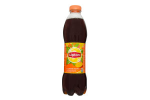 Чай холодний персик Lipton Ice Tea пет 1л