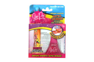 Набор из лака для ногтей и блеска для губ для детей от 3лет №8155210 BoPo 1шт