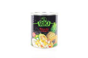 Коктейль Rio фруктовый ж/б 850г/850мл