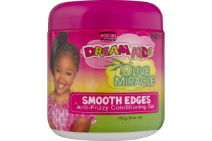 African Pride Dream Kids Olive Miracle Smooth Edges