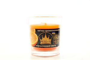 Свечка ароматизированная Фреш апельсиновый Pragnis