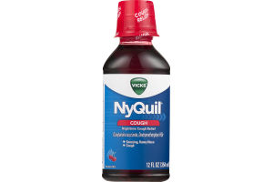 Vicks NyQuil Cough Nighttime Cough Relief