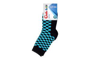 Шкарпетки дит. SOF-TIKI 7С-46СП, р.18, 226 бірюза 1 шт