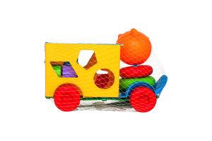 Іграшка розвиваюча Авто 21ел. 39177 1шт Тигреня