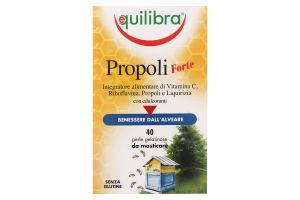 Добавка диет Equilibra Propolis Прополис