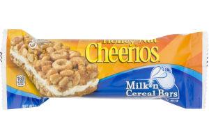 Honey Nut Cheerios Milk'n Cereal Bars