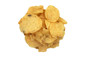 Чіпси картопляні зі смаком сметани із зеленню Клуб Чіпсів м/у 70г