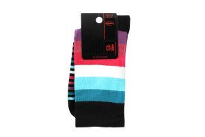 """Шкарпетки чоловічі CHILI ELEGANCE 163 C3P р.25-26, 1 шт (ТМ """"CHILI"""")"""