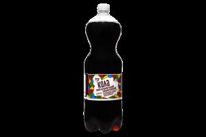 Напиток Повна Чаша Кола сильногазированный
