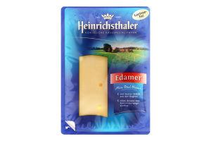 Сыр 40% полутвердый Edamer Heinrichsthaler лоток 150г