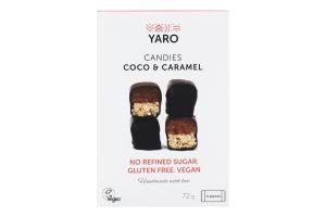 Набір цукерок Сoco&Caramel Yaro к/у 72г