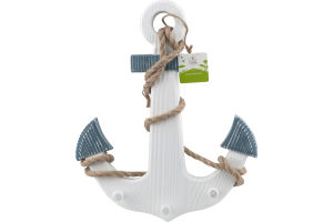 Smart Living Summer Anchor Wall Decor
