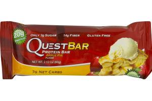 QuestBar Protein Bar Apple Pie