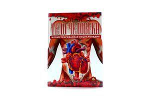 Книга Тело человека Илюстрированная энциклопедия