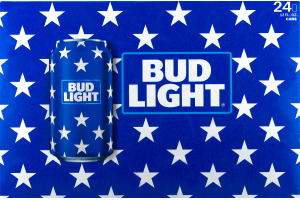 Bud Light Beer - 24 PK