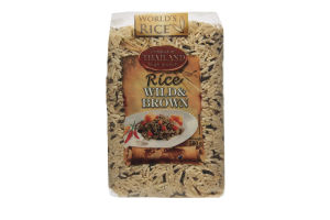 Рис Wild&Brown World's Rice м/у 500г