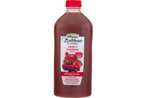 Bolthouse Farms 100% Fruit Juice Smoothie Multi-V Goodness Cherry
