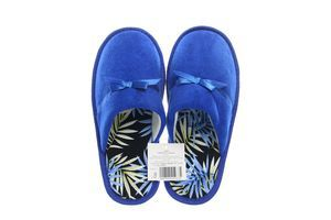 Тапочки комнатные женские SKY №124031 36-37 синие