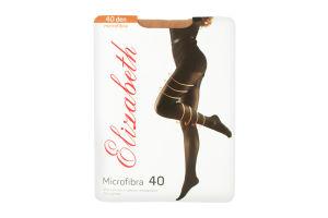 Колготки жіночі Elizabeth Microfibra 40den 5 visone
