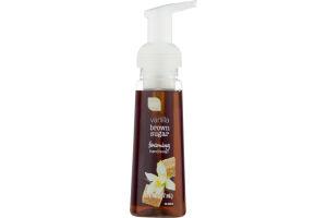 Smart Sense Vanilla Brown Sugar Foaming Hand Soap